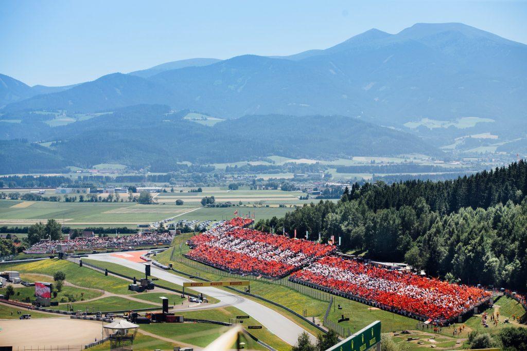 F1 en Austria