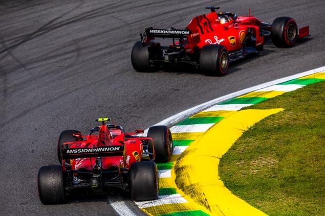 Scuderia Ferrari Brasil 2019