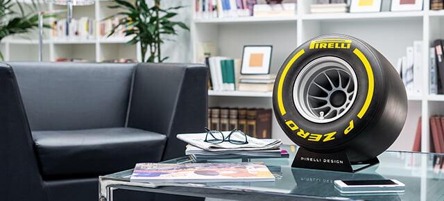 pirelli neumático F1