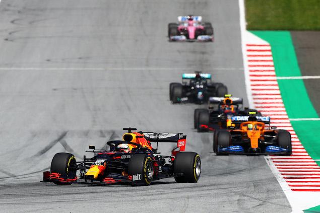 Honda F1 Austria