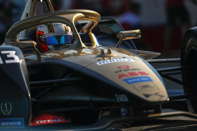Antonio Félix da Costa (FOTO: FIA Formula E)
