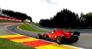Inicio malo de Ferrari en Bélgica (FOTO: Scuderia Ferrari Press Office)
