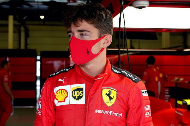 Aunque no sumó podio en esta ocasión, Charles volvió a blanquear a Seb (FOTO: Scuderia Ferrari Press Office)