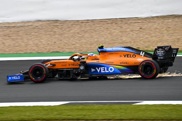 Repetición de la semana pasada con Norris llevándose las dos sesiones y Sainz la vuelta (FOTO: McLaren Media Centre)