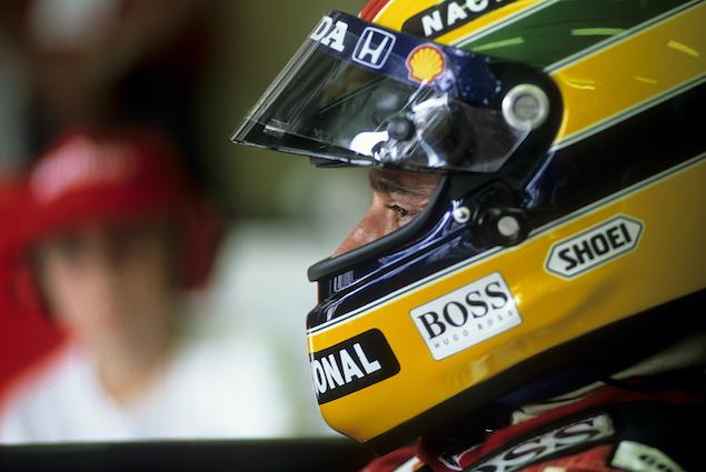 Ayrton Senna, el piloto más rápido de F1 (FOTO: McLaren Media Centre)