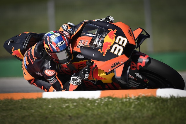 Binder (FOTO: MotoGP)
