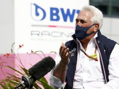 Lawrence Stroll (FOTO: Racing Point F1 Team)