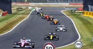 F1 Silverstone (FOTO: Racing Point F1 Team)