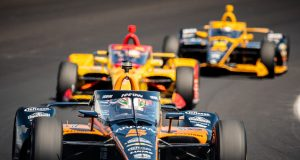 O'Ward (FOTO: Karl Zemlin/IndyCar)