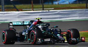 Bottas 70th Anniversary Grand Prix, Friday FOTO: Mercedes AMG F1