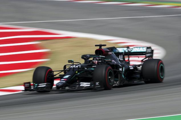 Hamilton (FOTO: Mercedes F1 Team)