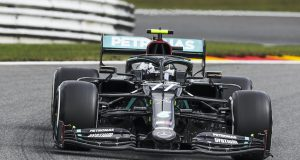 Bottas (FOTO: Mercedes AMG F1 Team)