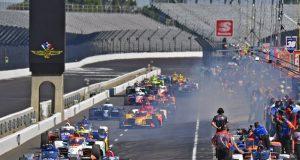 La Indy 500 por Claro Video (FOTO: Walt Kuhn/INDYCAR)