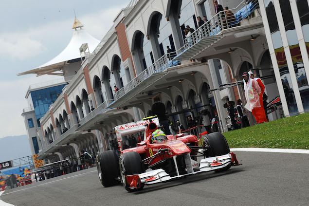 Fórmula 1 vuelve a Turquía (FOTO: Ercole Colombo/Scuderia Ferrari)
