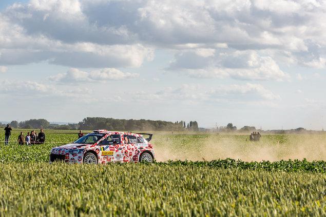 WRC en Bélgica (FOTO: Fabien Dufour/Hyundai Motorsport GmbH)