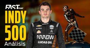 Análisis de Indy 500