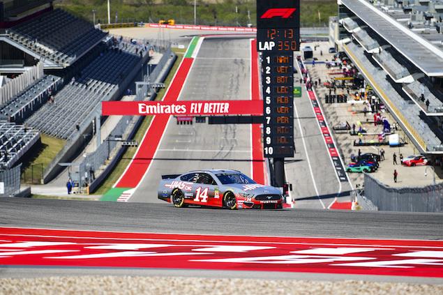COTA, entre las novedades de calendario de Copa NASCAR 2021   FASTmag