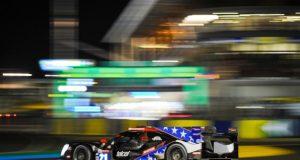 Abandono de Rojas en Le Mans (FOTO: Prensa Memo Rojas)