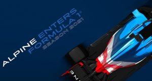 Alpine entra a la Fórmula 1 (FOTO: Grupo Renault)