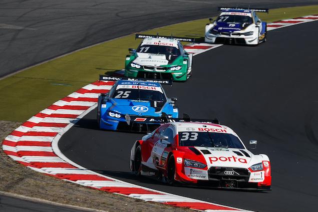 DTM será una categoría GT desde 2021 - FASTmag