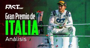 MOTOR SAPIENS - Análisis del GP de Italia