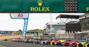 Toyota encabeza Le Mans (FOTO: WEC)