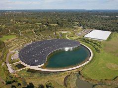 Fábrica de Woking de McLaren.