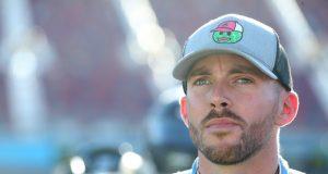 Chastain correrá con Ganassi en Copa (FOTO: Matt Sullivan/NASCAR Media)