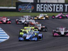 IndyCar en Nashville (FOTO: James Black/IndyCar)