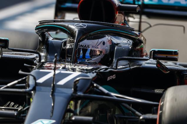 Bottas domina viernes en Mugello (FOTO: Mercedes AMG F1 Team)