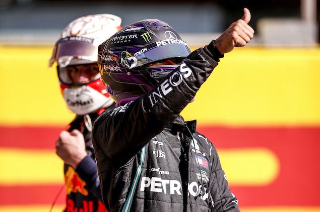 Hamilton gana en Mugello (FOTO: Wolfgang Wilhelm/Mercedes AMG F1)