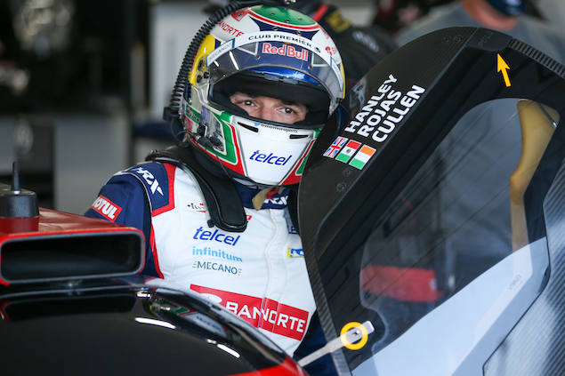 Rojas disputa Le Mans este fin de semana (FOTO: Prensa Memo Rojas)