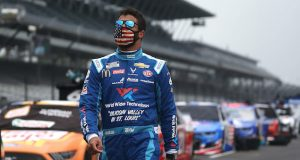 Bubba Wallace se va de Petty (FOTO: Chris Graythen/NASCAR Media)
