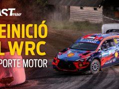 WRC reinició en Estonia - REPORTE MOTOR Ep. 10