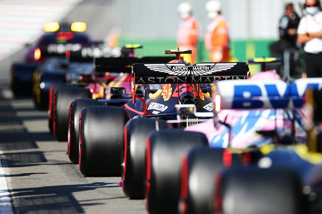 Doce pilotos con advertencia (FOTO: Peter Fox/Red Bull Content Pool)