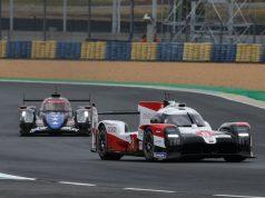 Toyota gana Le Mans; podio de González (FOTO: TOYOTA GAZOO RACING)