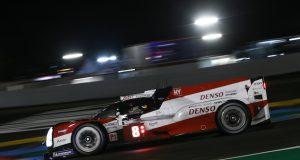 Contrastes en Toyota en Le Mans (FOTO: TOYOTA GAZOO Racing)Contrastes en Toyora (FOTO: TOYOTA GAZOO Racing)
