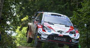 Ogier (FOTO: Toyota Gazoo Racing WRC)