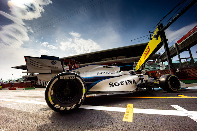Se reporta que la venta de Williams costó alrededor de 180 mdd (FOTO: Williams Racing)