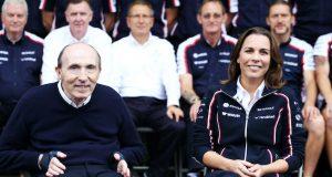 Frank Williams y Claire Williams dejan la F1 (FOTO: XPB Images/Williams Racing)