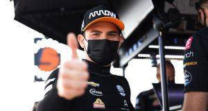 O'Ward (FOTO: Chris Owens/IndyCar)