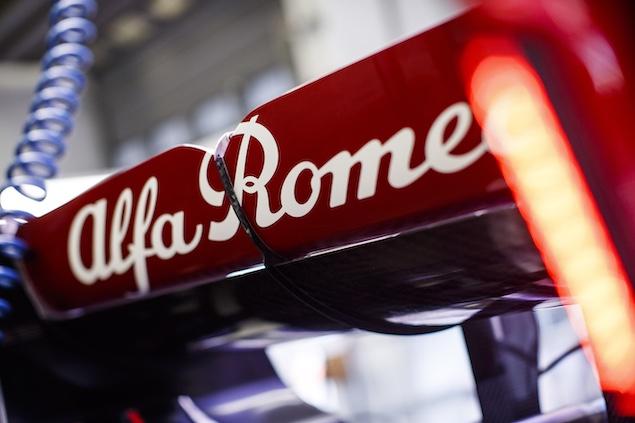 Alfa Romeo Racing en 2021 (FOTO: Xavi Bonilla/Alfa Romeo Racing)