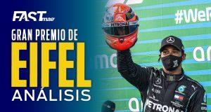 Análisis del GP de Eifel 2020