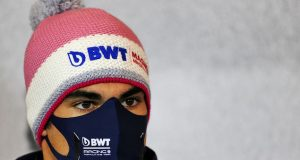 Stroll dio positivo a COVID-19 (FOTO: Racing Point F1 Team)
