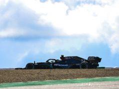 Bottas inicia fuerte en Portugal (FOTO: Mercedes AMG F1 Team)