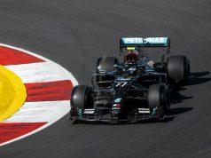 Bottas, el más veloz en Portimao (FOTO: Mercedes AMG F1 Team)