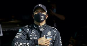 Hamilton gana en Portugal: 92 victorias en F1 (FOTO: Steve Etherington/Mercedes AMG F1)