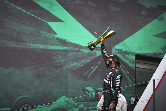 Los récords de Hamilton (FOTO: Steve Etherington/Mercedes AMG F1)