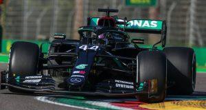 Hamilton lideró ensayo único en Imola (FOTO: Mercedes AMG F1 Team)