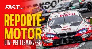 Reporte Motor 16